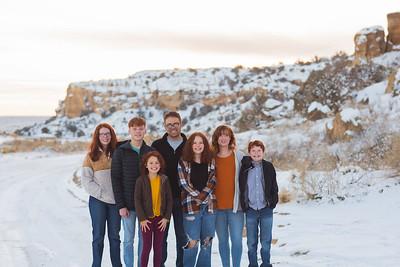 Mirabal Family 2020-12