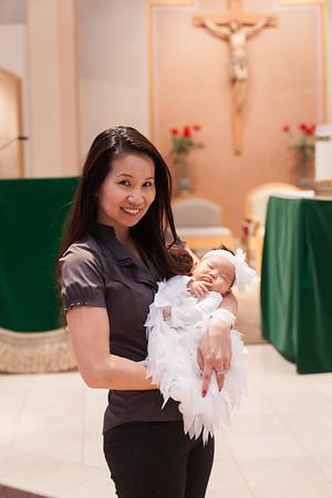 Mireens Baptism