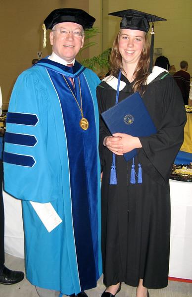 Dr. Raymond and Miriam