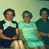 Reba emery Derichsweiler, Nannie Emery, and Lena Emery McNeally