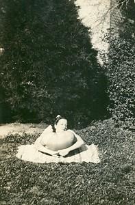 Grandma Gregg - 1936