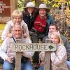 Steve, Mary Butler Dave, Heather Jeffery, Bruce, Kelly Miller Rockhouse, Hocking Hills, Ohio - October 2009<br /> Steve & Mary Butler; Dave & Heather Jeffrys; Bruce & Kelly Miller