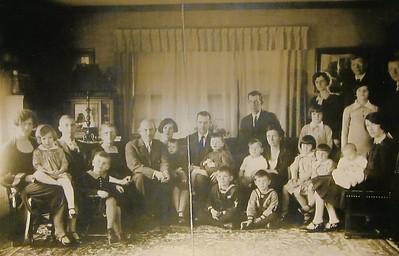 warren wright family