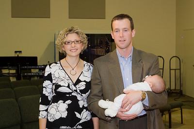 Bennett's Baptism
