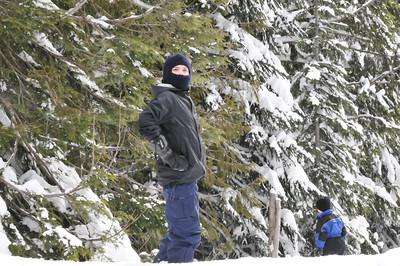 Snow Tubing - 2011
