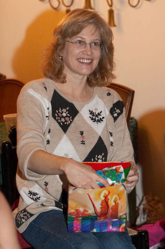 Deana Menard, Christmas 2005