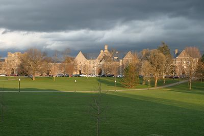 Miscellaneous pictures from Virginia Tech