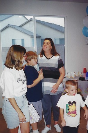 Kellie's Baby Shower 1999