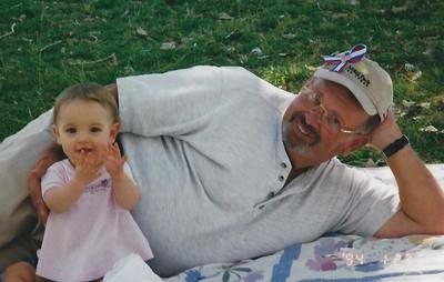 Mom & Dad's Anniv. Picnic 10-2001