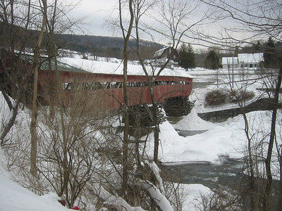Woodstock, VT.  January 2008