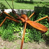 "I also loved the ""Big Bug"" displays.  Besides being large, they were beautiful crafted of various woods.  I have restrained myself from showing all the pictures I took of these marvelous creations."