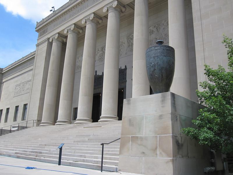 June 16, 2010.  Nelson-Atkins Art Museum.
