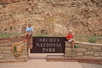 We made it to Arches.