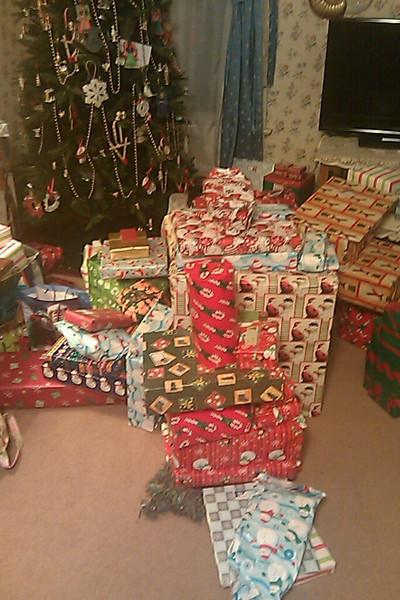 Santa stopped by :-)