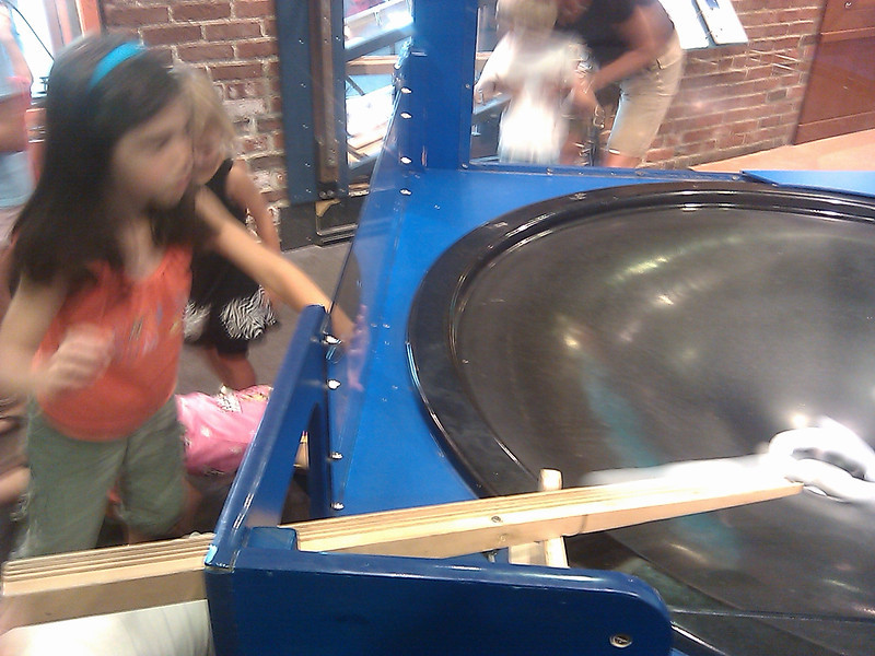 Abbey. at the Children's Museum Boston