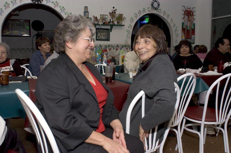 Sophie Nunez & Ramona Martinez