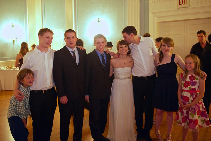 Molly & Richard Wedding