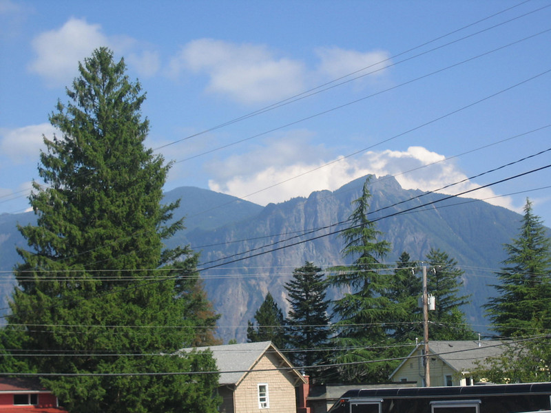 View from Snoqualmie Days