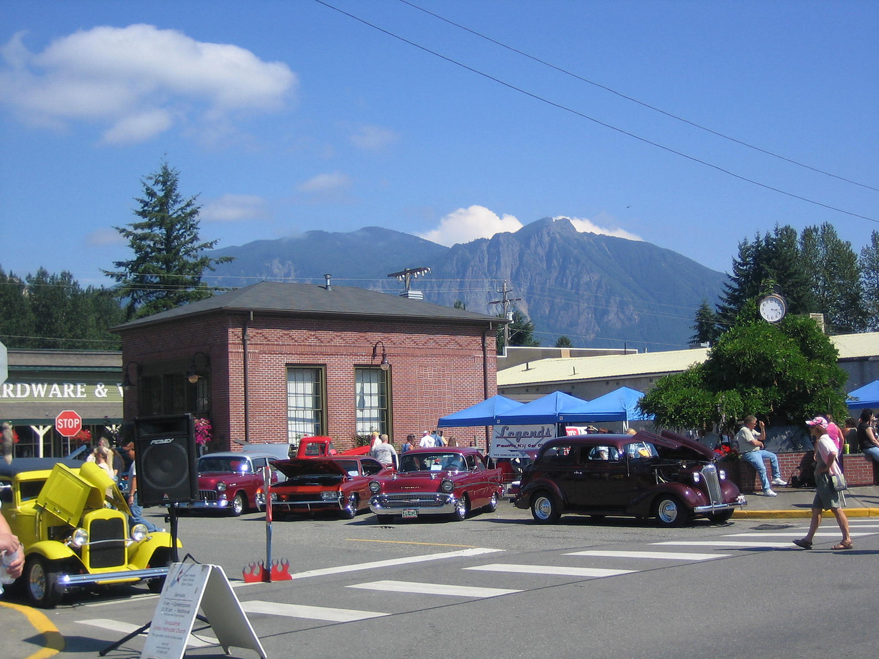 Snoqualmie Days