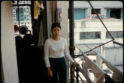 Mom & Dad - Hong Kong, 1974