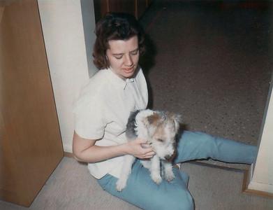1965 Feb Mom & Pepper