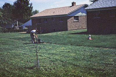 1958 Dad & Kim