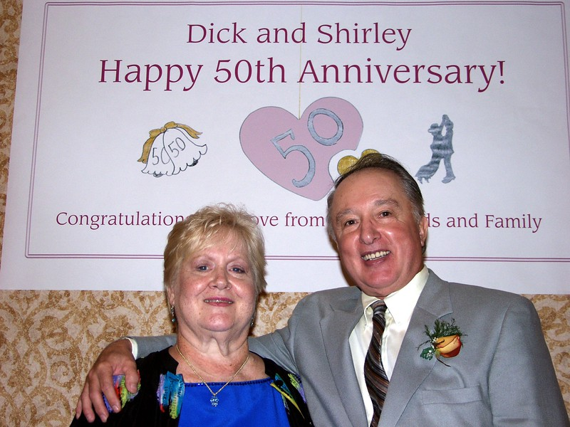 Dick and Shirley Menard