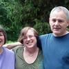 Karen, Deborah and Carlton