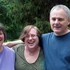 Laughing Karen, Deborah and Carlton