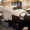 Space Shuttle Mockup, Astronaut Training Facility, Johnson Space Center, February 2008
