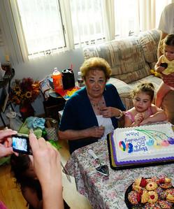 Mom Warner 80th Birthday