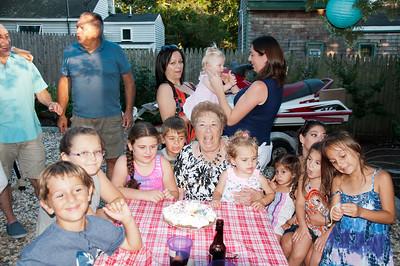 Mom Warner 84th Birthday