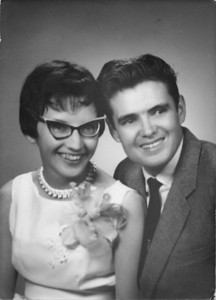 Priscilla and Larry Jones 1961