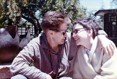 Larry and Priscilla Jones circa 1962
