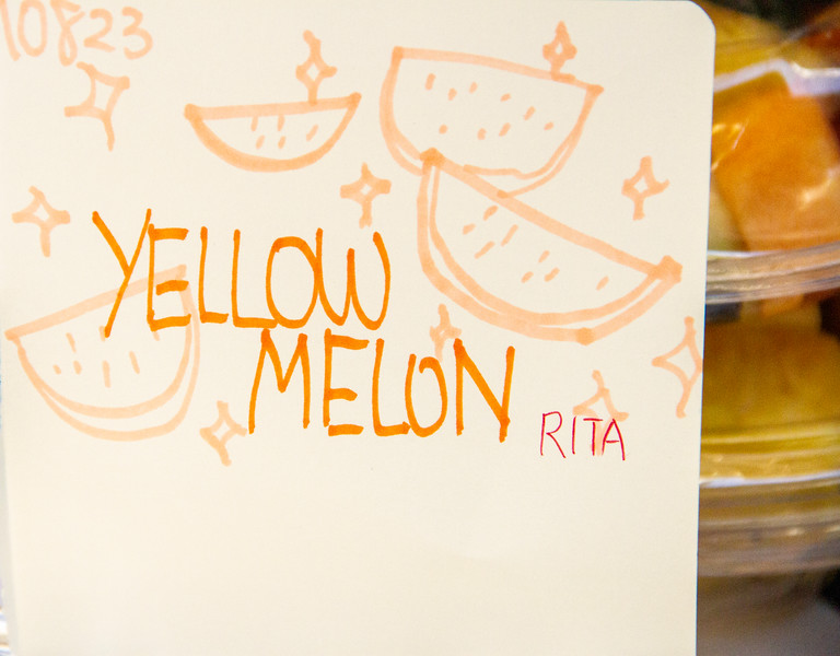 9875. Food labels: Melon