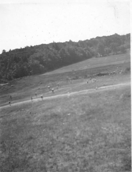 Baseball Diamond - Camp Arrowhead, 1928