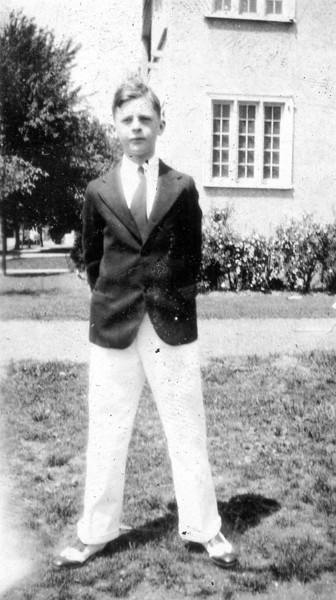 Henry Marean Age 14