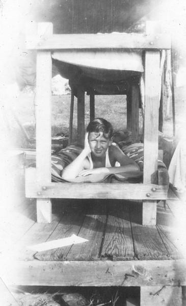 Bill Morgan - Camp Arrowhead - 1928