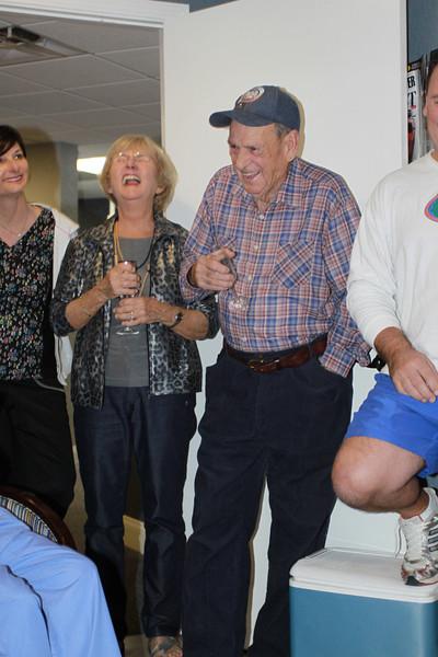 Sue's retirement party 046