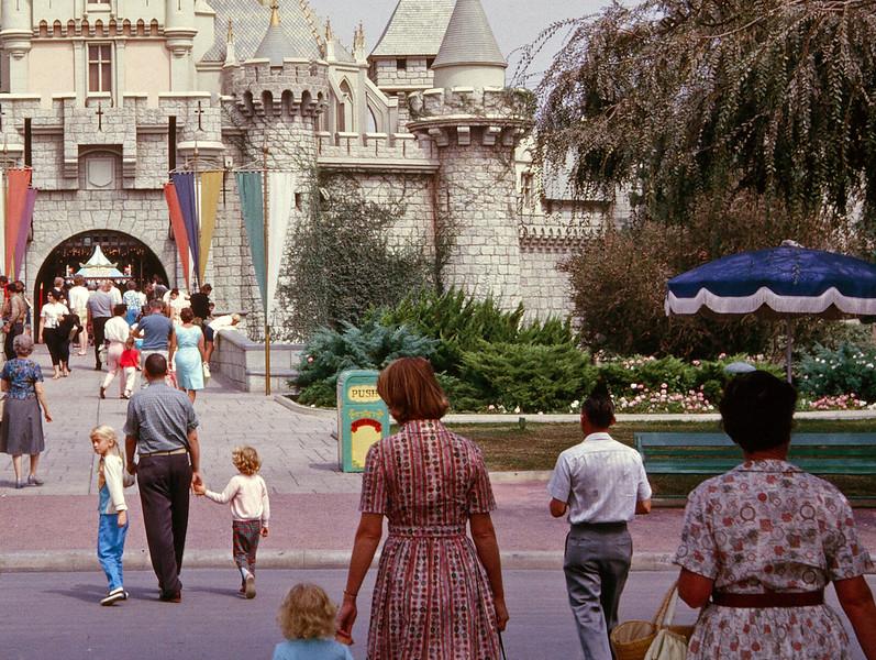 Disneyland early '60s
