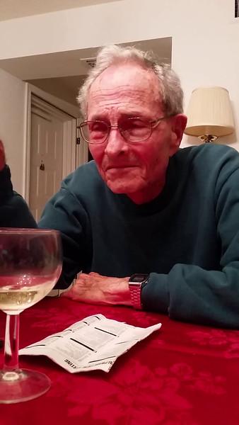 Dad harmonica, clarinet etc