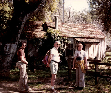 Parents & Jim rancho san antonio, 1984