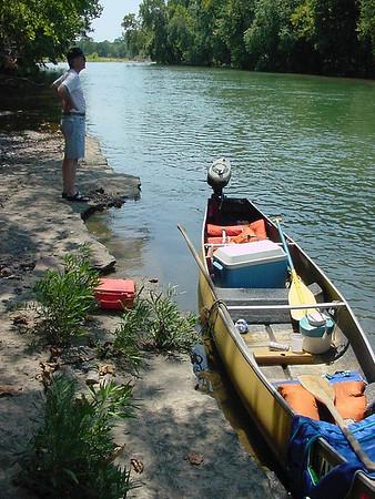 Empty Canoe