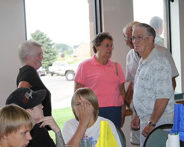Mom and Dad's 50th anniversary -- Aug. 18