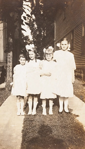 Jillian Higgins, Winfred Higgins, Anna Fay, Josephine Rodgers