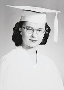 Zoe, High School Graduation Picture