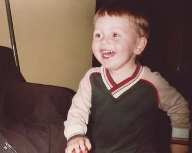 Dan McDonald - September 1983