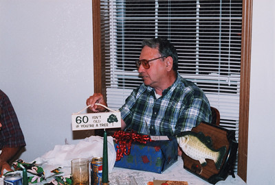 Bob's 60th Birthday Party