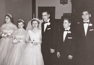Carol, Evie, Zoe, Joseph, Roger, and Bob