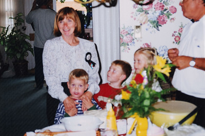 Evie's 60th Birthday, September 14, 2000